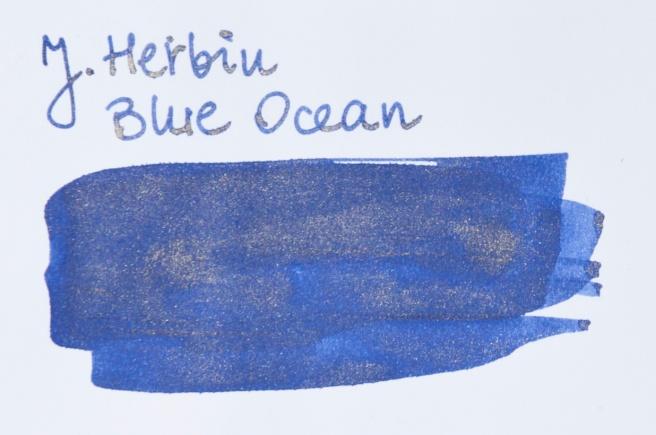 J. Herbin Blue Ocean Clairefontaine