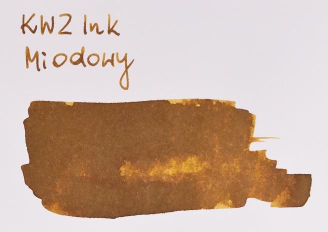 KWZ Ink Miodowy Clairefontaine