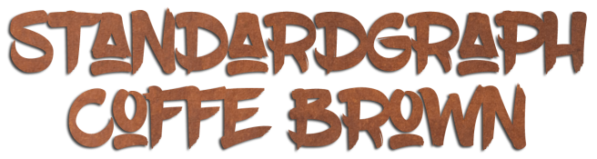Standardgraph Coffe Brown nazwa