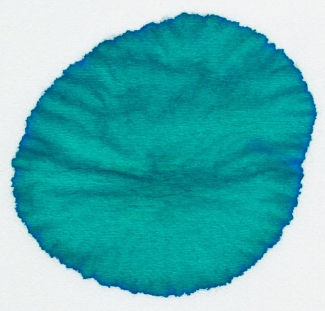 Kaweco-Paradise-Blue-chromatografia1