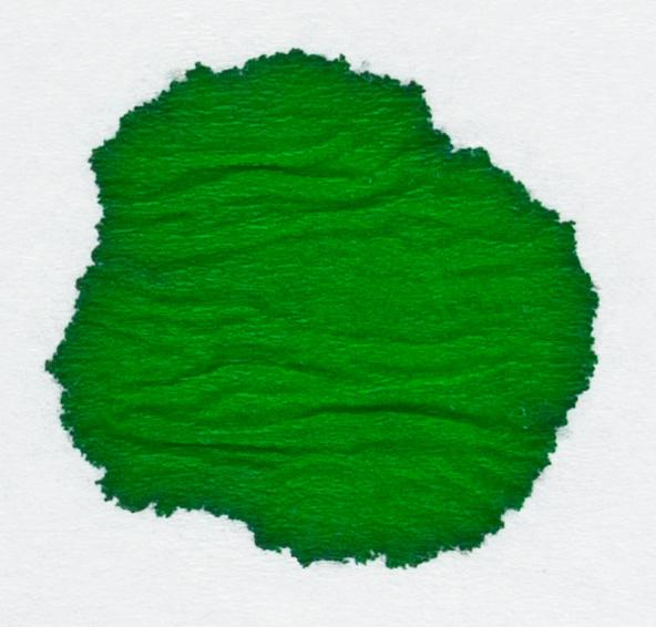 KWZ-Ink-Green-#5-chromatografia1
