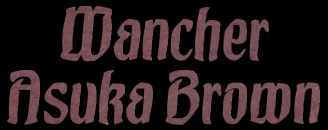 Wancher-Asuka-Brown-nazwa